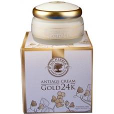 Крем Голд 24К / Locherber GOLD 24 K Cream 50 мл