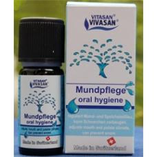 Эликсир для полоскания рта / Vivasan Mundpflege oral hygiene 10 мл