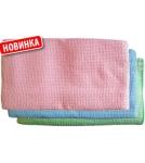 БК-плюс Полотенце вафельное банное 80х150 см
