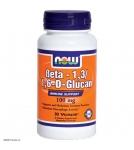 NOW Beta-1,3/1,6-D-Glucan – Бета-1,3/1,6-D-Гликан - БАД